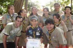 7 de Setembro dos Escoteiros Yanomami