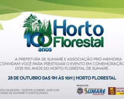 100 Anos do Horto Florestal